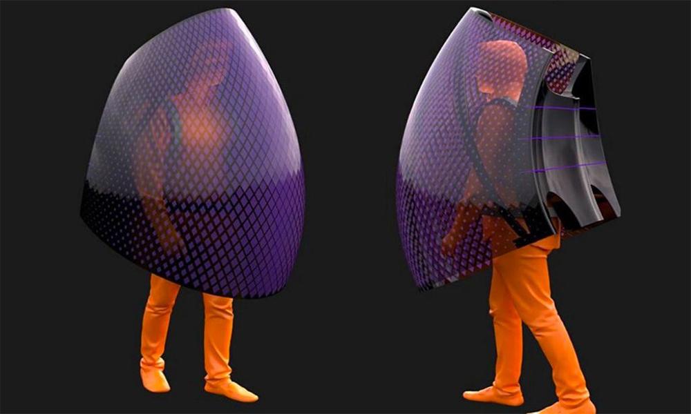 Marchez dans la rue avec style grâce à ce bouclier anti-coronavirus