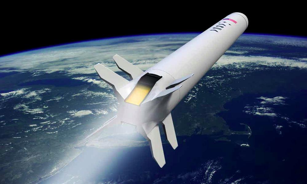 Écologie : la première fusée à eau vient de décoller