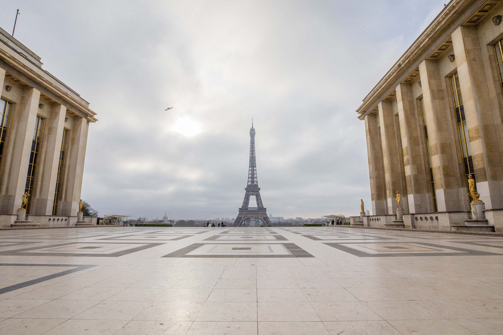 Voici à quoi ressemblent les principales villes françaises sans voitures