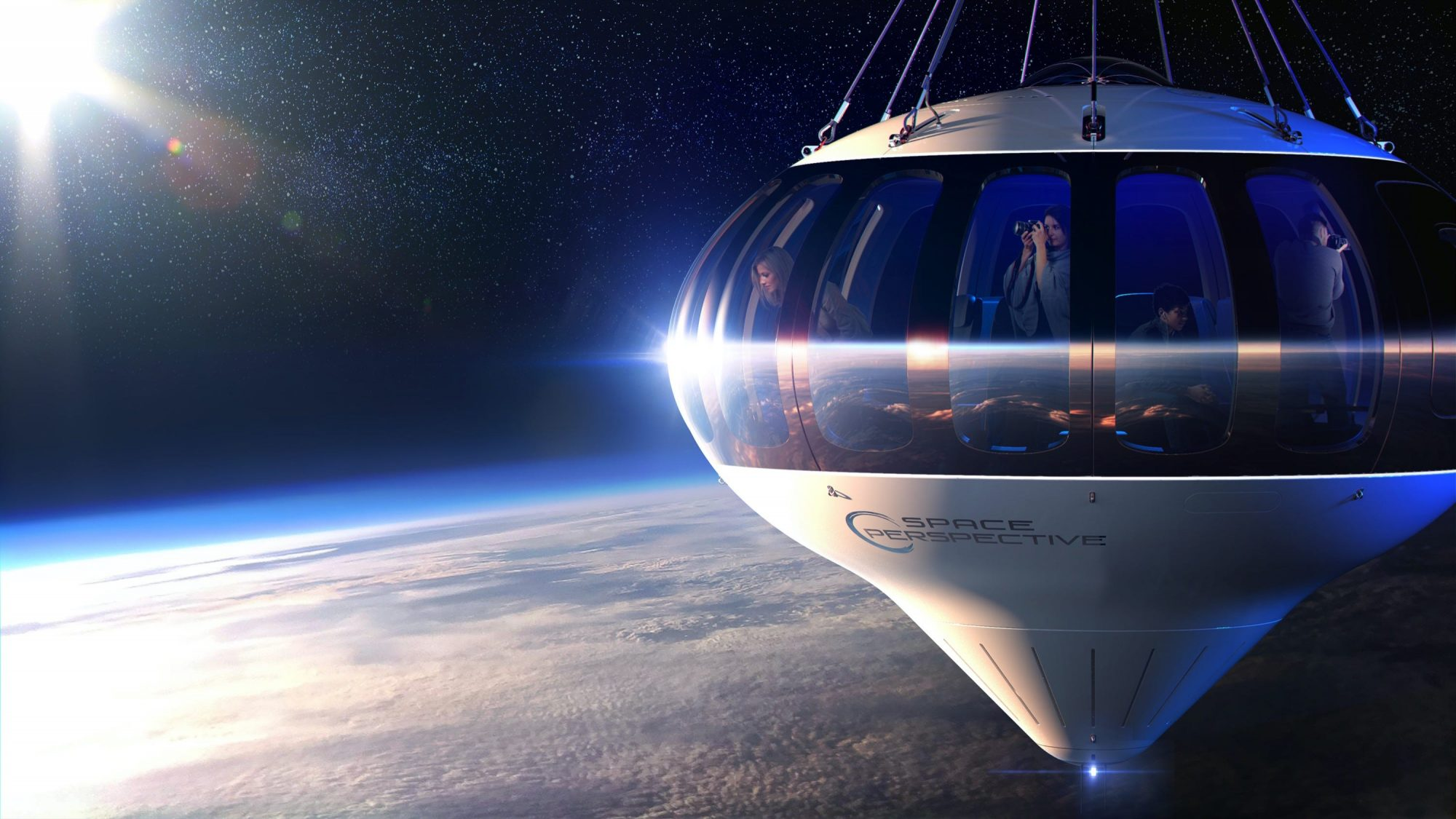 Bon plan week-end : partir dans l'espace à bord d'une montgolfière