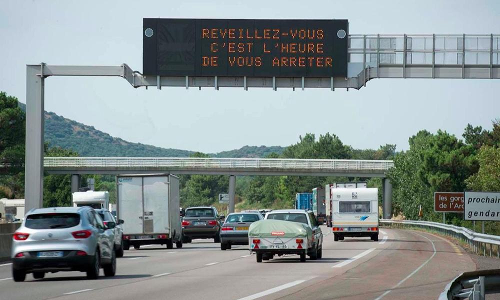 Cet été sur les aires d'autoroutes, méfiez-vous de l'arnaque à l'Irlandaise