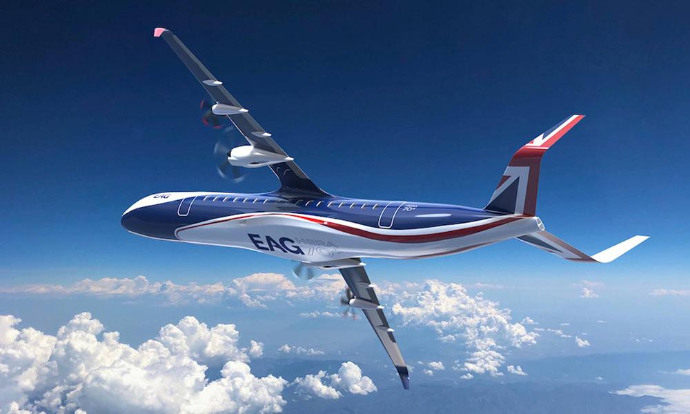 Cet avion électrique de 70 places pourrait décoller en 2028