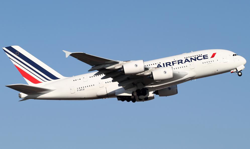 Air France veut devenir moins polluant grâce à l'intelligence artificielle