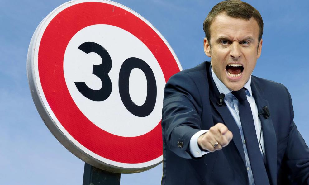 Le gouvernement réfléchit à imposer le 30 km/h dans tous les centres-villes