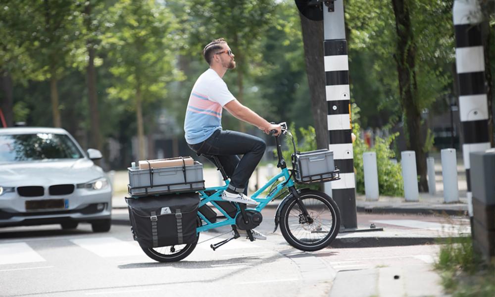 Increvable, ce vélo cargo peut faire Paris-Le Havre sans recharger