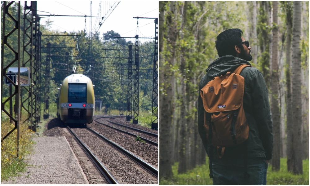 Le saviez-vous ? À Paris, il existe un train qui vous dépose secrètement en pleine forêt