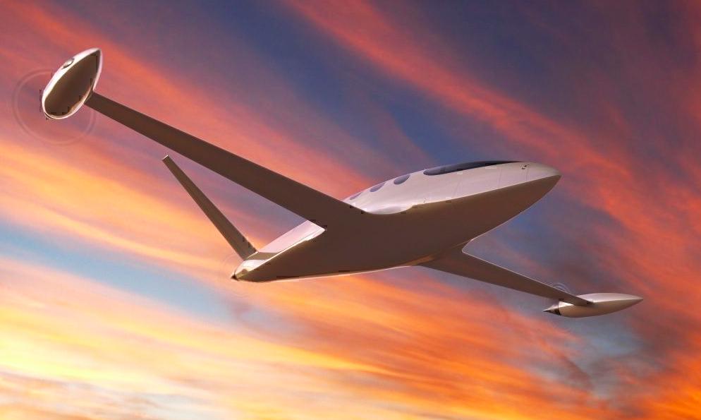 Alice, un avion électrique qui vole 1000 km sans une goutte de pétrole