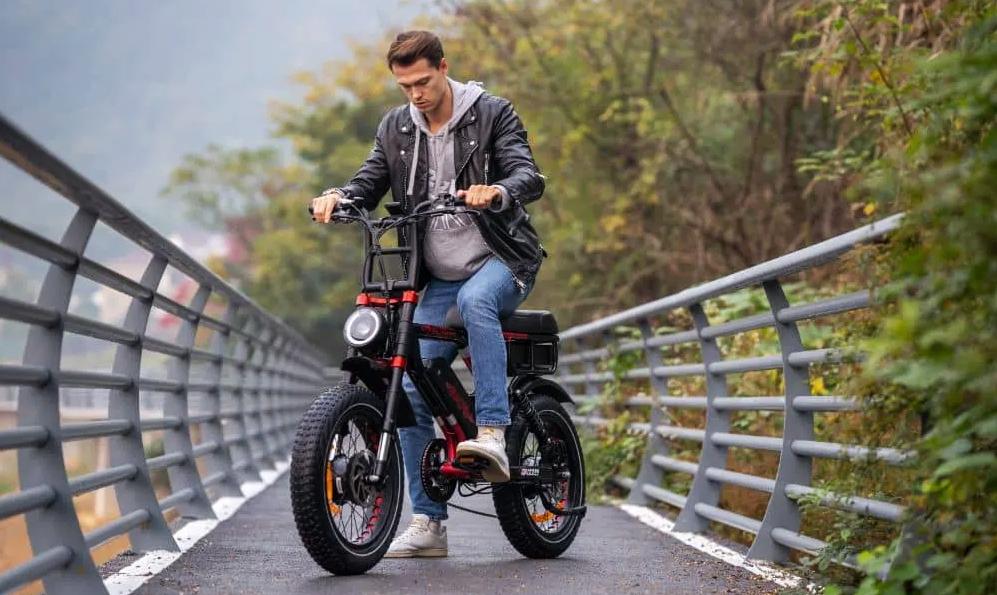 120 km sans recharge : ce vélo électrique ne craint aucun confinement