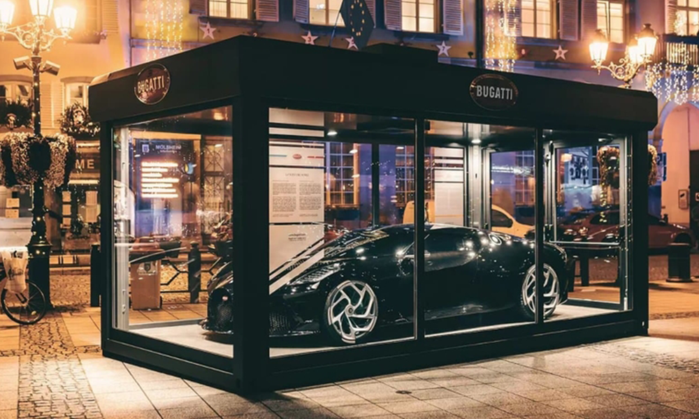 La voiture la plus chère au monde est exposée en Alsace en ce moment