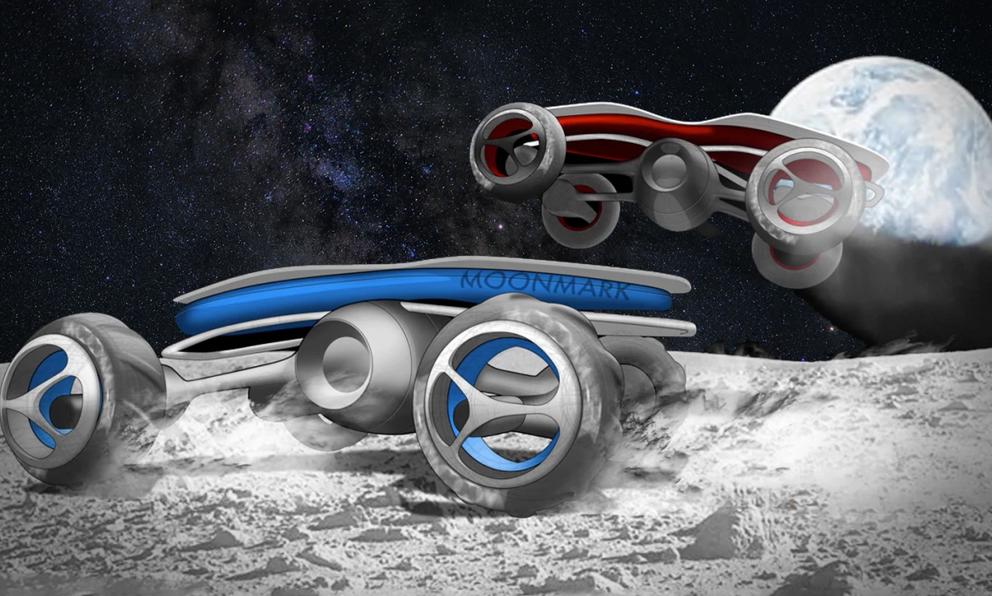 Oui, une incroyable course de voitures télécommandées va être organisée sur la Lune