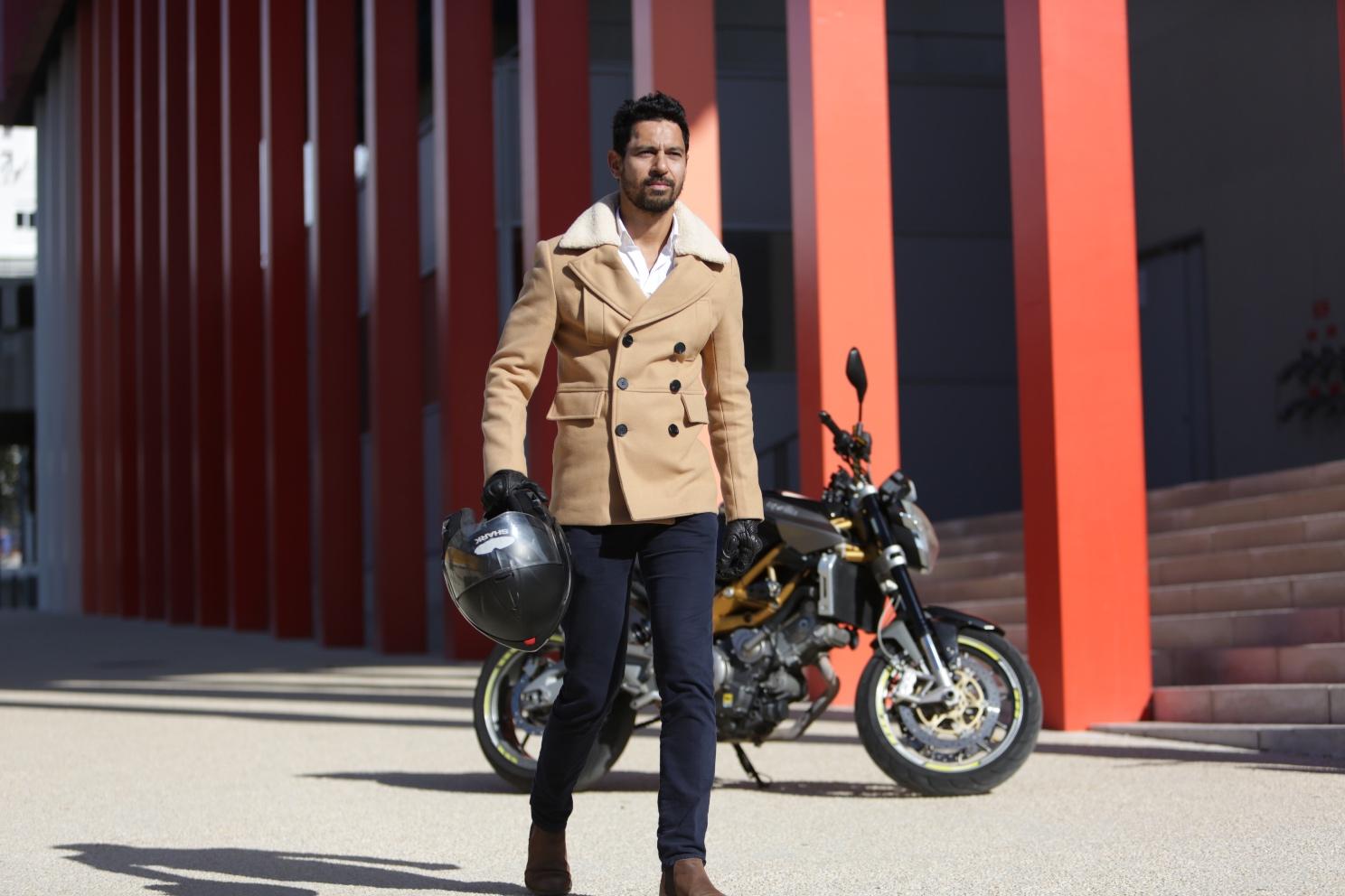 Let's ride : des vêtements de protection taillés pour la mobilité urbaine
