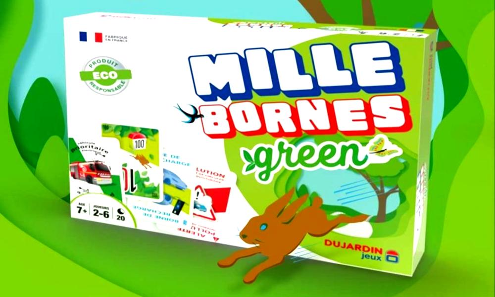 """Les temps changent : même le jeu """"Mille Bornes"""" passe à l'électrique"""