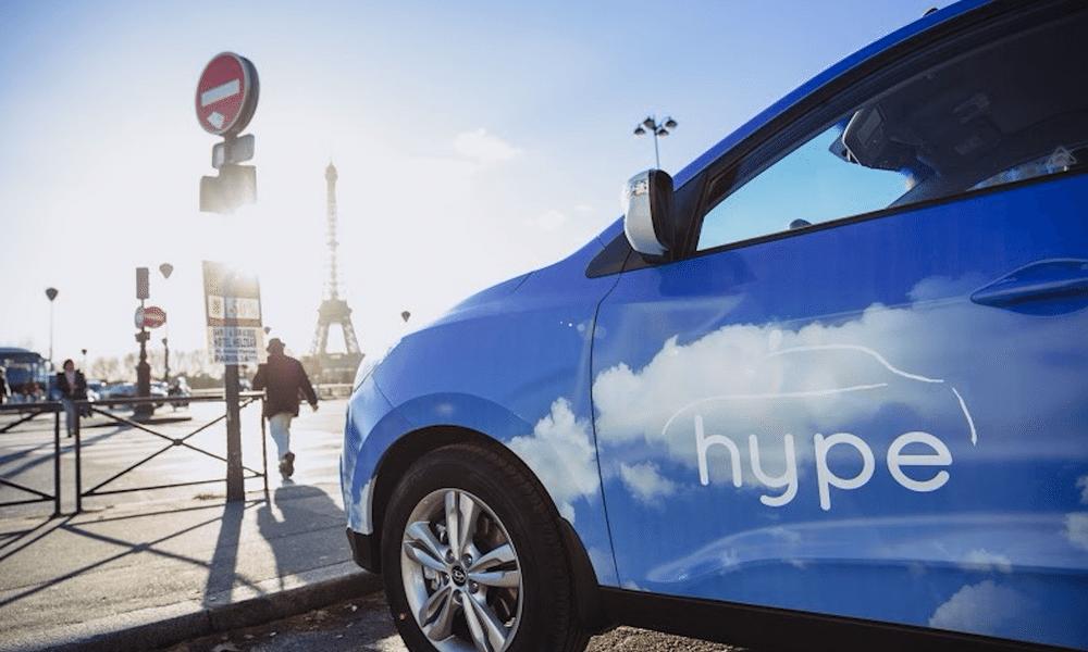 Ces Français ont créé Hype, la plus grande compagnie de taxis à hydrogène au monde