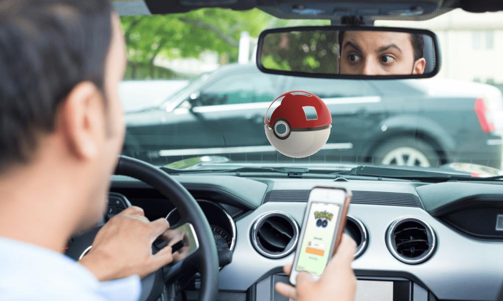 """En fait, des centaines d'accidents seraient dus… à """"Pokémon GO"""""""