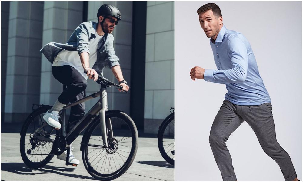 Wolbe, la marque de vêtements pour les hommes à vélo