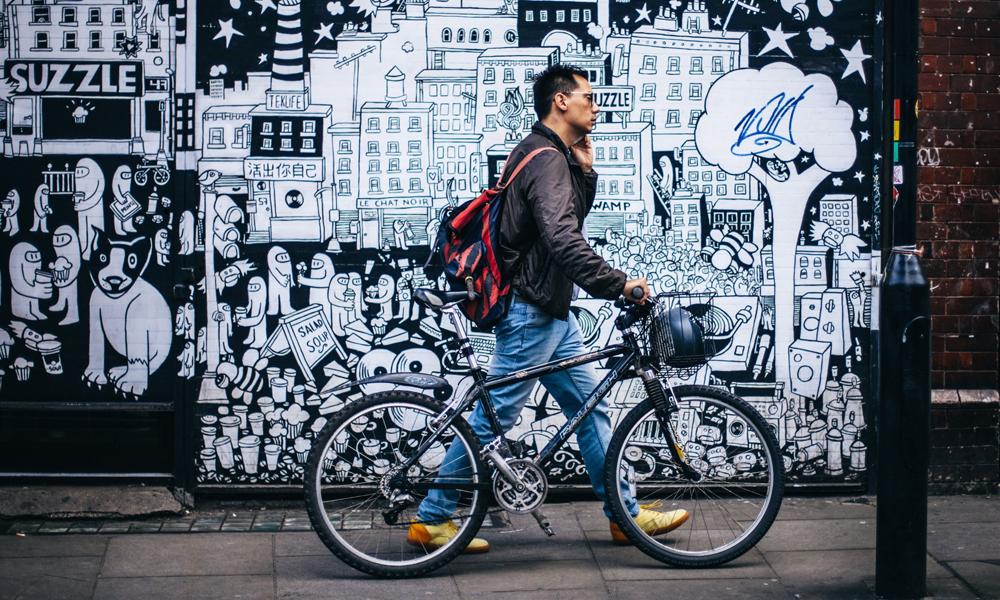 Les piétons ou les cyclistes : qui va vraiment le plus vite en ville ?