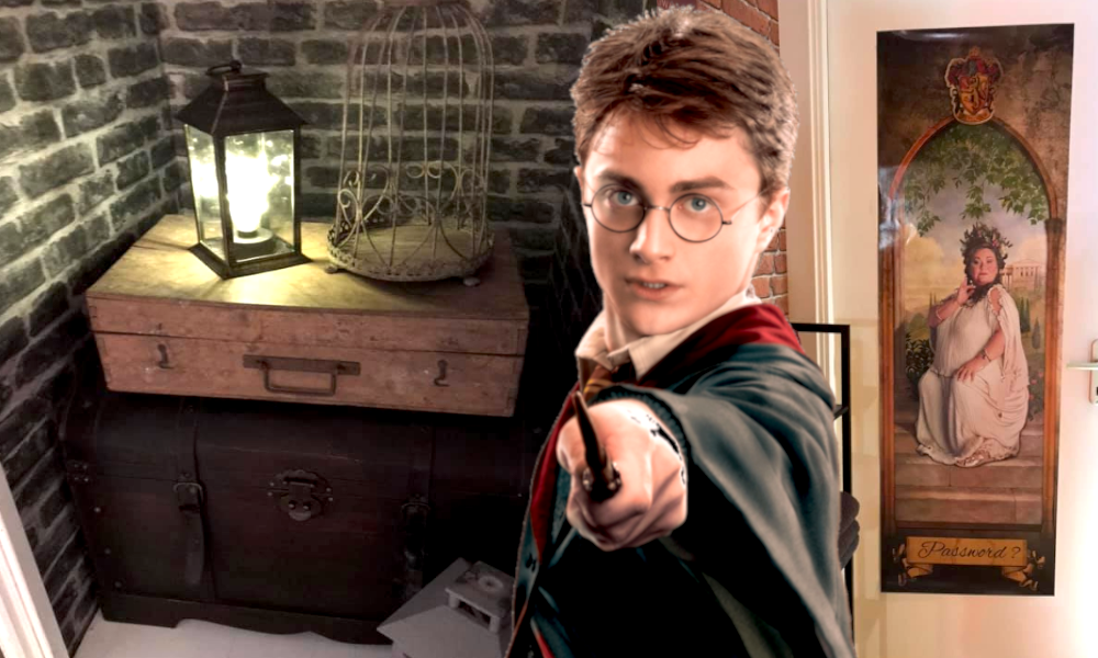 En Bretagne, on peut se confiner dans la maison d'Harry Potter