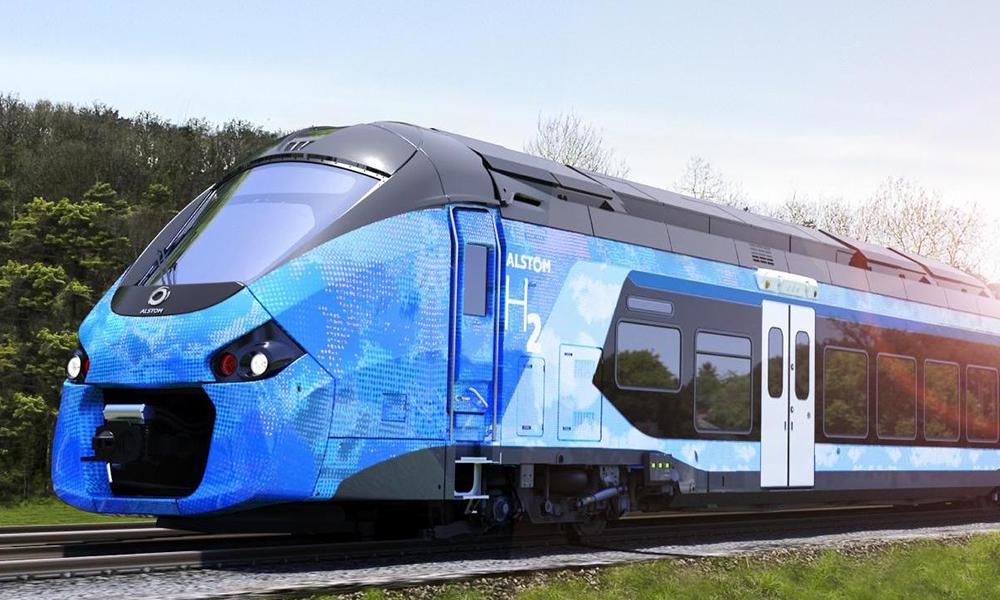 La France lancera bientôt ses premiers trains à hydrogène