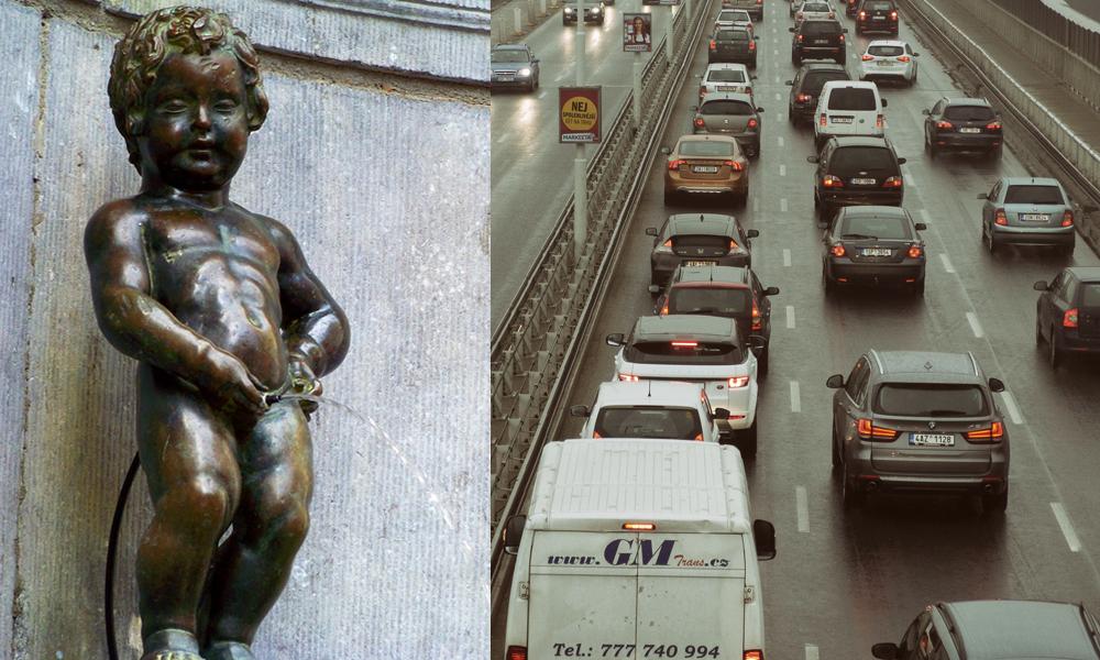 Pour freiner la voiture, Bruxelles veut supprimer 65 000 places de parking