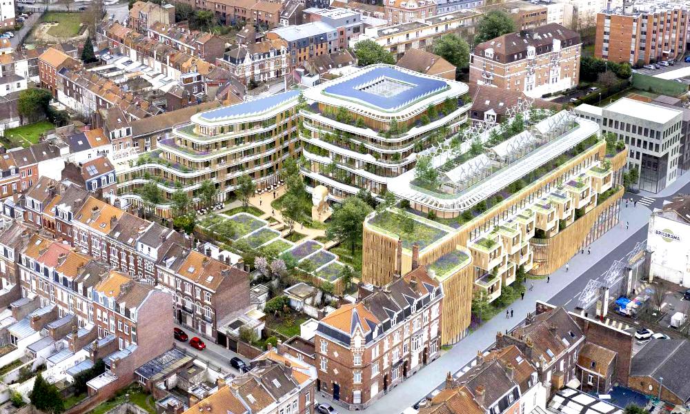 Un architecte veut transformer Lille en ville-forêt
