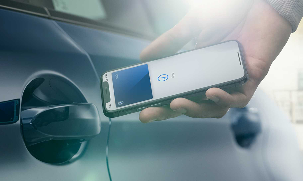 Grâce à Google, votre téléphone sera bientôt votre clé de voiture