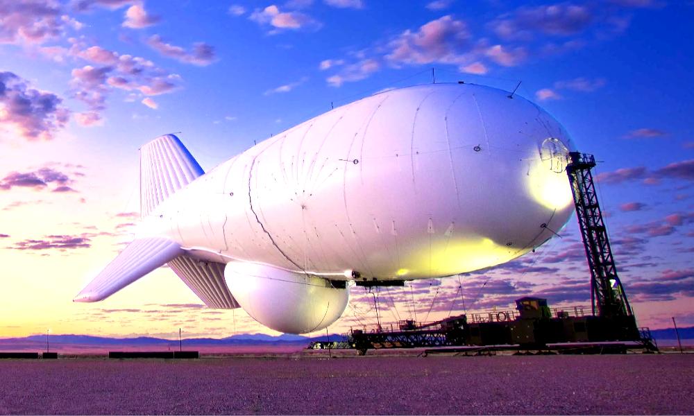 Pour le fondateur de Google, le futur c'est... le dirigeable à hydrogène