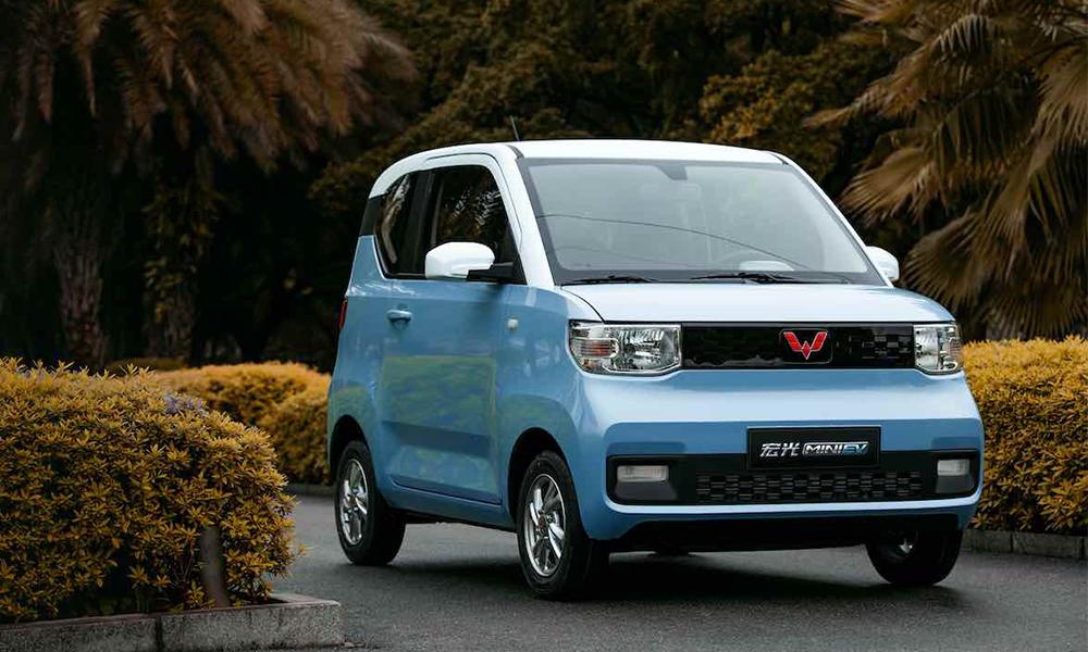 3700 € : cette voiture électrique chinoise est l'une des moins chères au monde