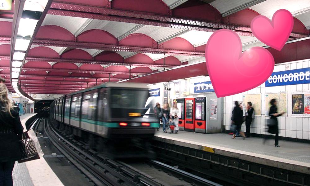 Cette Parisienne retrouve son coup de foudre du métro en ouvrant un compte Instagram
