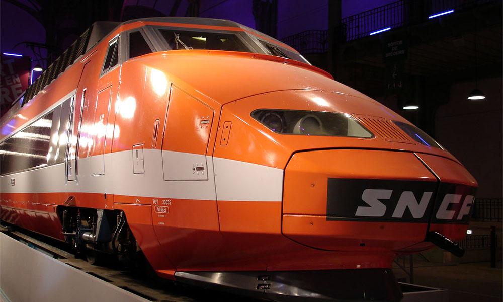 Joyeux anniversaire, le TGV a 40 ans