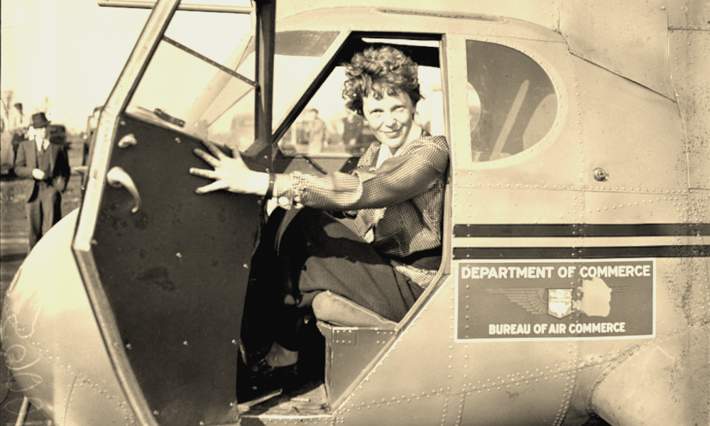 Connaissez-vous Amelia Earhart, la première femme à avoir traversé l'Atlantique ?