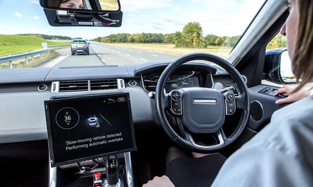 En Angleterre, les voitures autonomes autorisées à rouler dès 2021