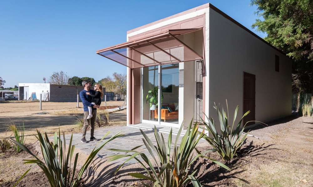 Pour 65 000 €, cette maison indestructible vous protège de la fin du monde