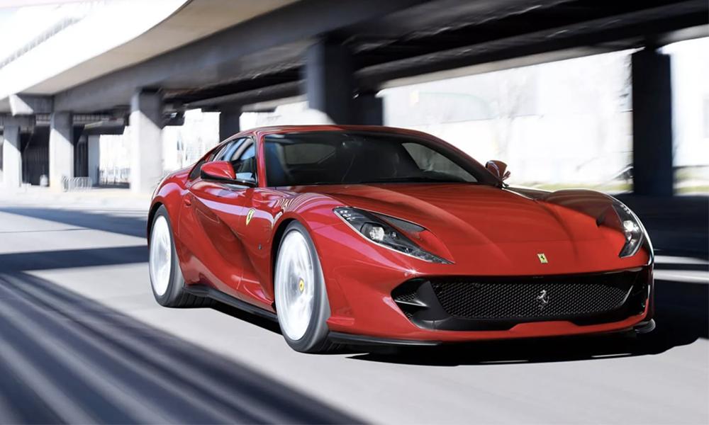 Andiamo : Ferrari annonce son premier modèle électrique pour 2025