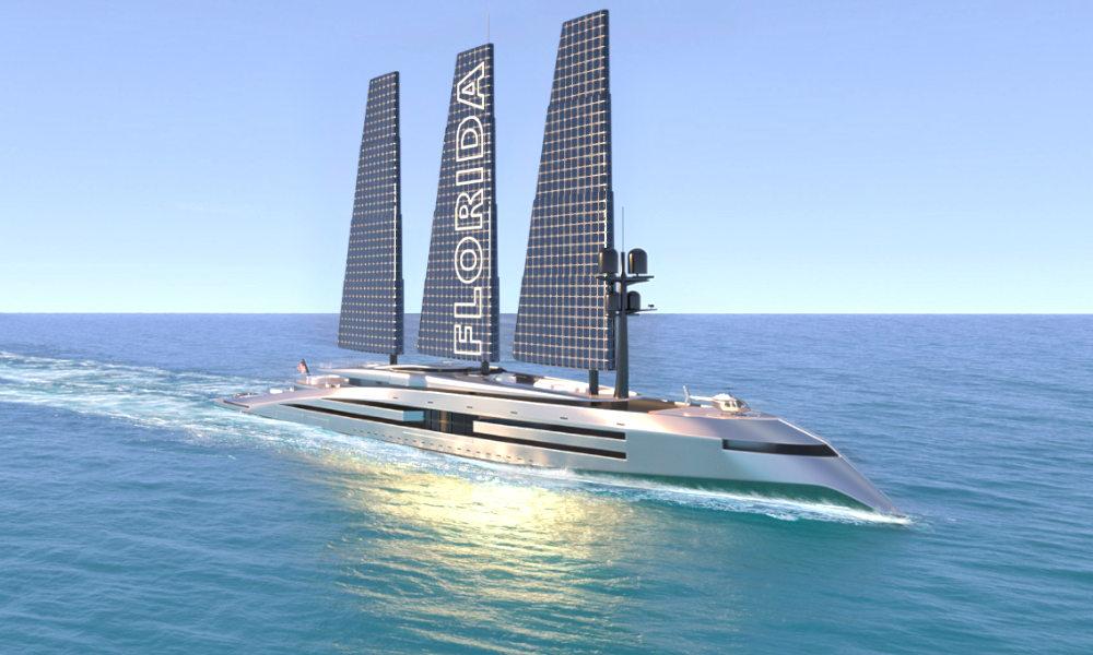 Qui veut s'échapper sur ce voilier solaire à 700 millions d'euros ?