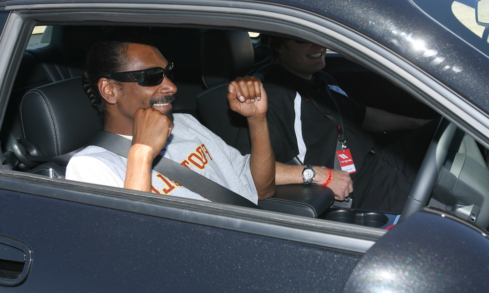 Ecouter du gros rap en voiture ferait de vous un meilleur conducteur