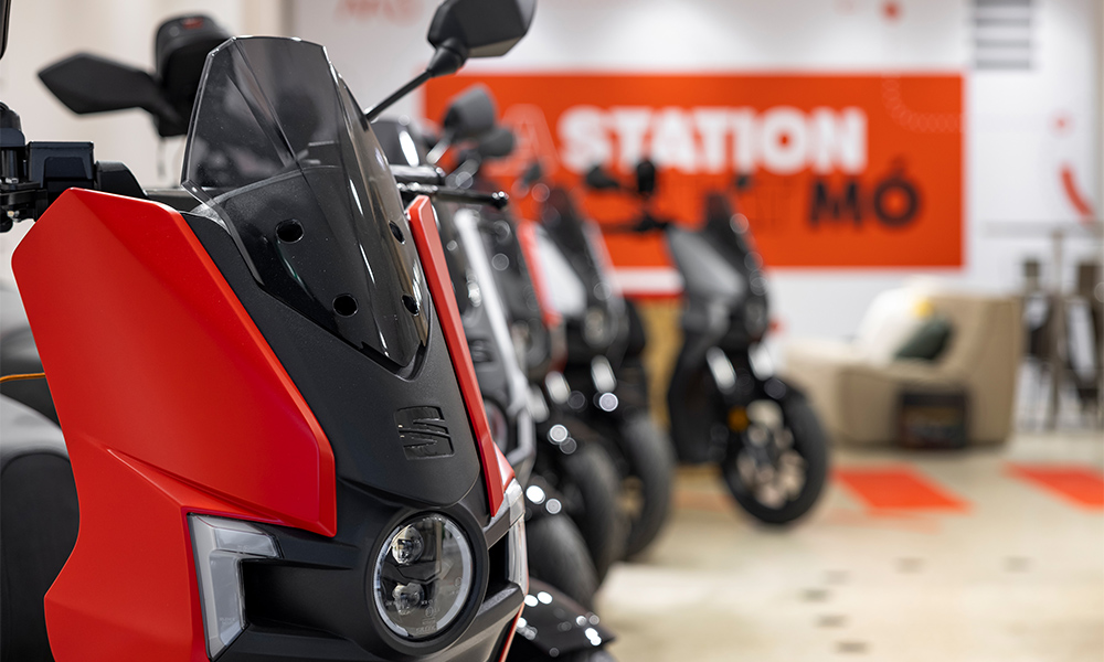 Le premier scooter électrique de SEAT en a-t-il sous la pédale ? On vous raconte