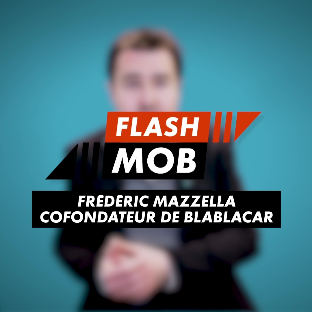 L'interview Flashmob : BlaBlaCar, leader mondial du covoiturage