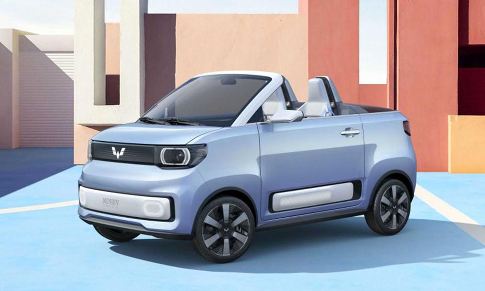 Quand soudain, la Chine invente le cabriolet électrique à 4000 €