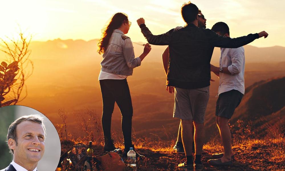 Cet été, la France offre jusqu'à 200 € aux jeunes pour partir en vacances