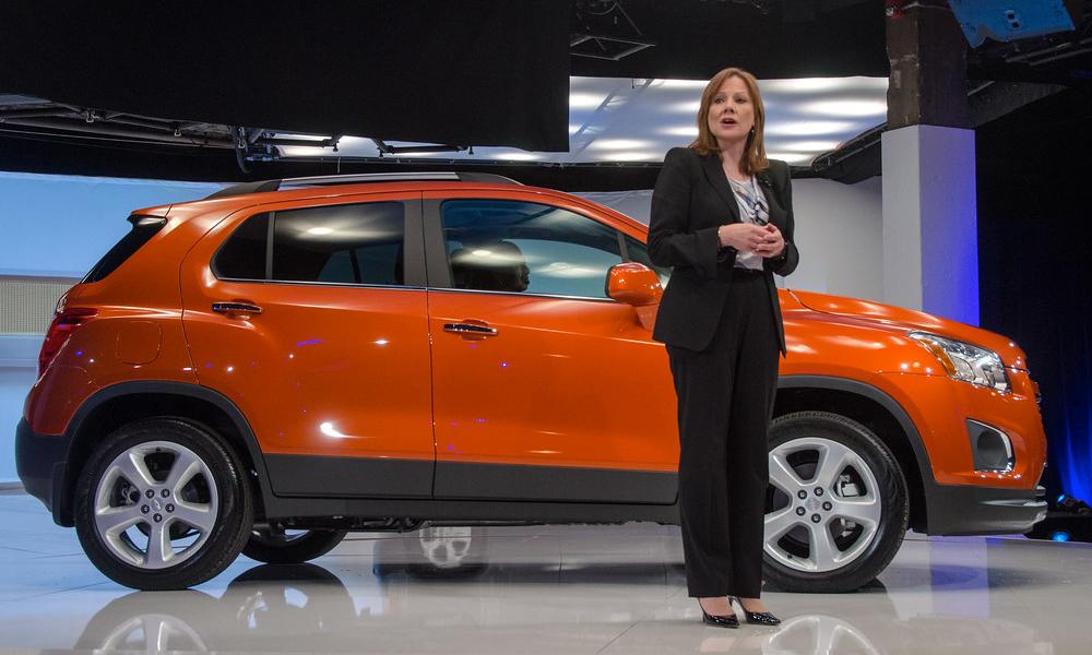 Et le PDG le mieux payé des constructeurs automobiles est... une femme !