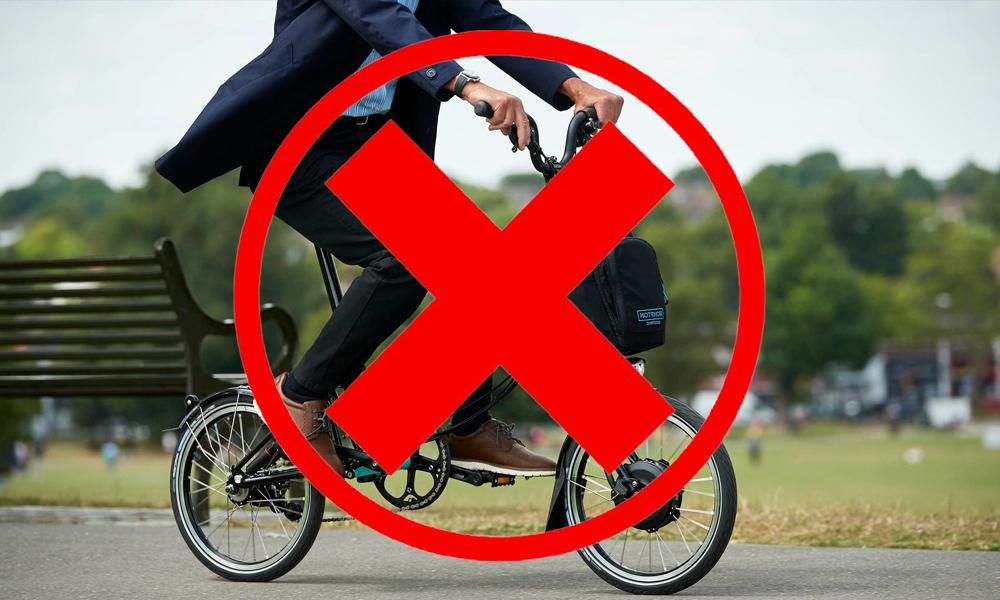 Génie : Carrefour lance un vélo électrique avec lequel on ne peut pas rouler